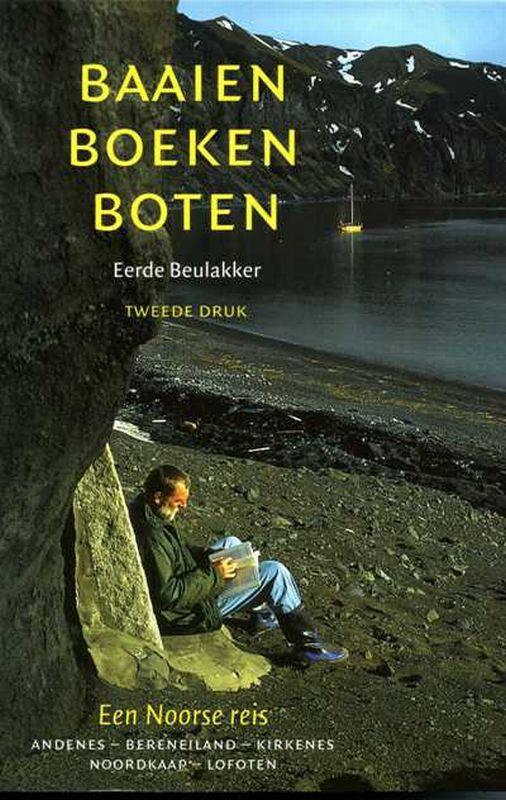 Cover Baaien, Boeken, Boten