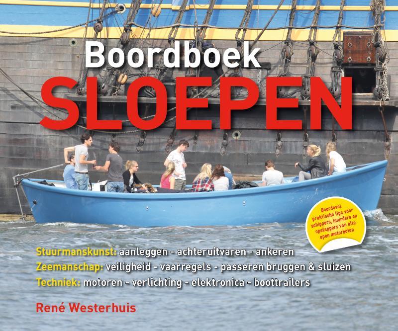 Cover Boordboek Sloepen