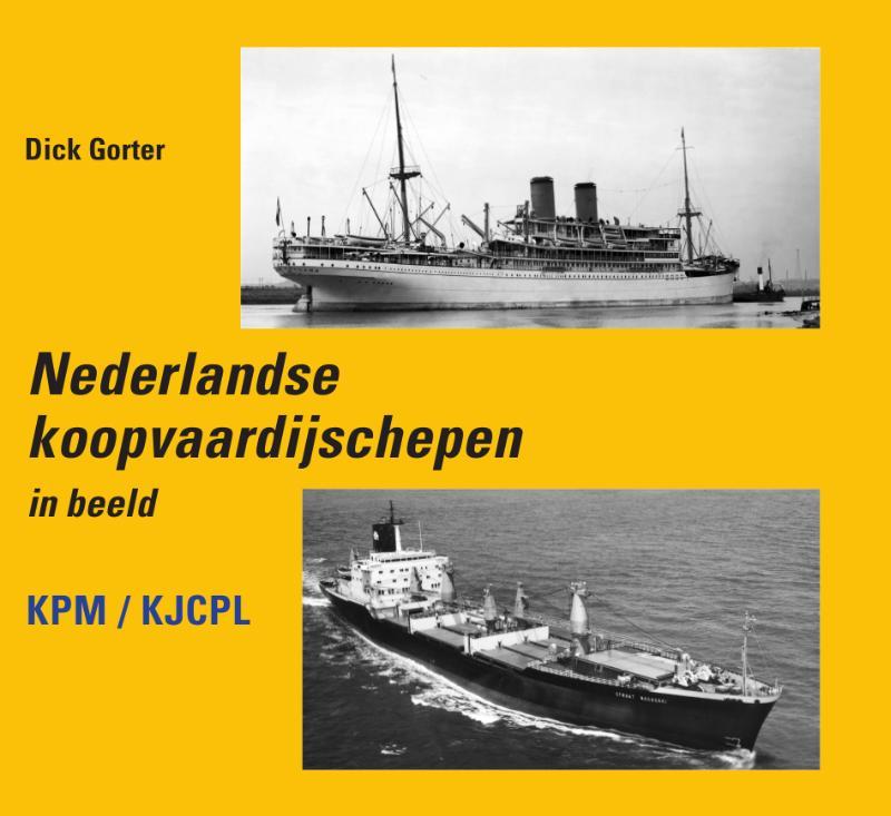 Cover Nederlandse Koopvaardijschepen in beeld