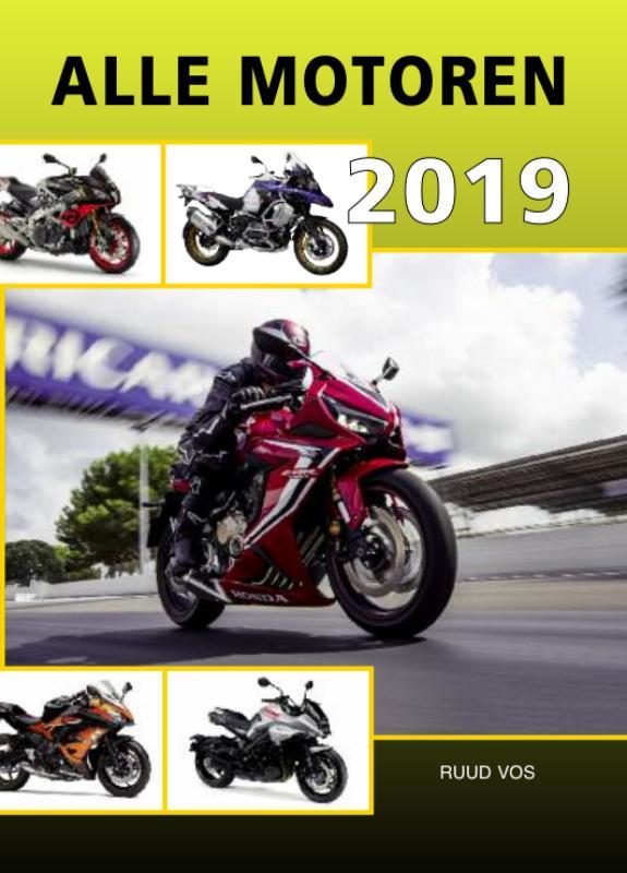 Cover Alle motoren 2019