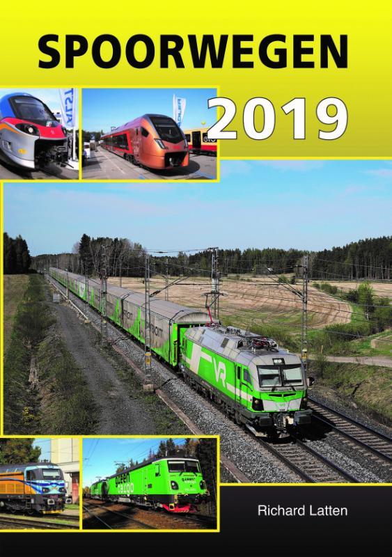 Cover Spoorwegen 2019