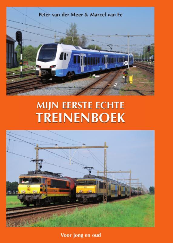 Cover Mijn eerste echte treinenboek