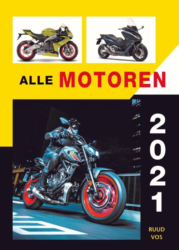 Cover Alle motoren 2021