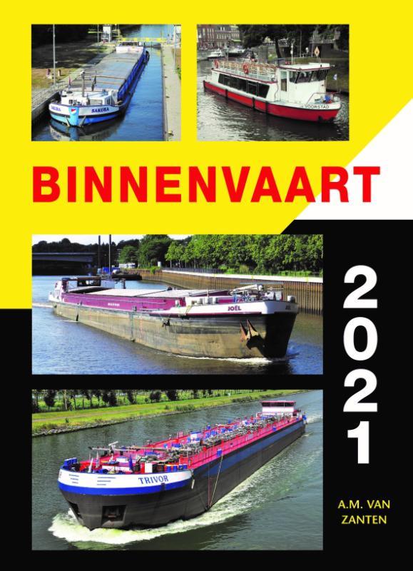 Cover Binnenvaart 2021