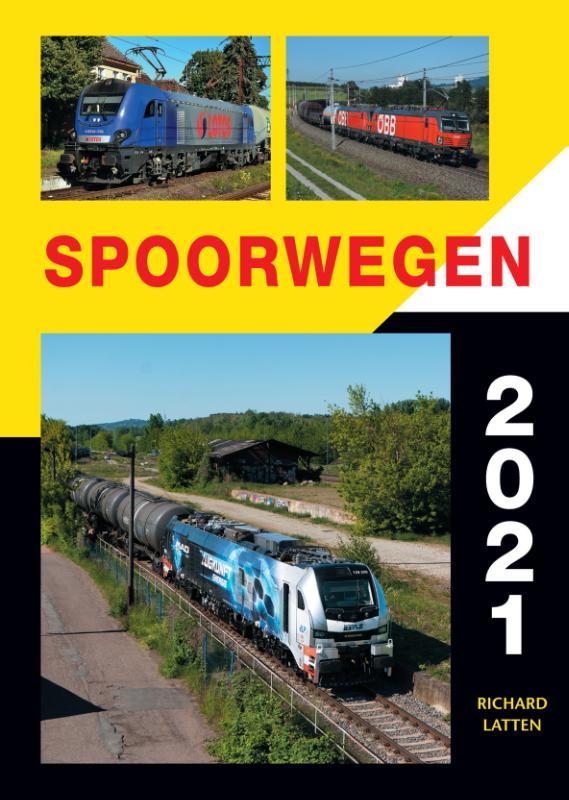 Cover Spoorwegen 2021