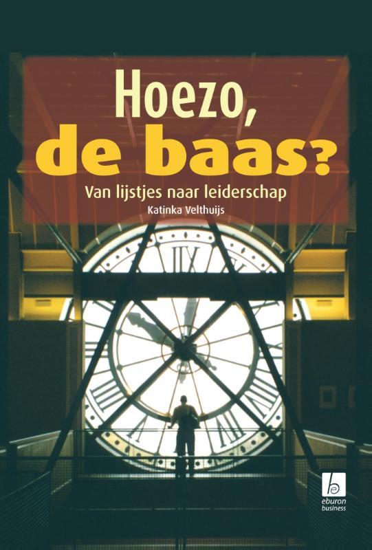 Cover Hoezo, de baas?