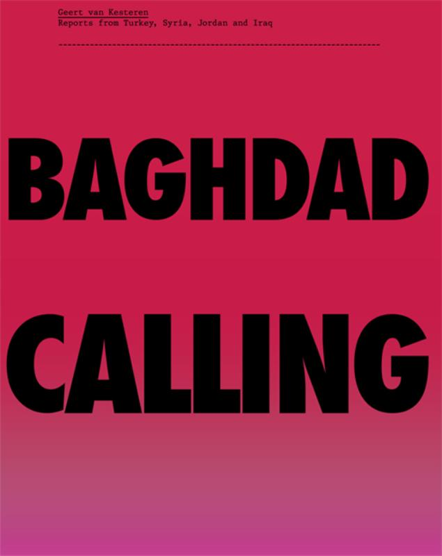 Cover Baghdad Calling