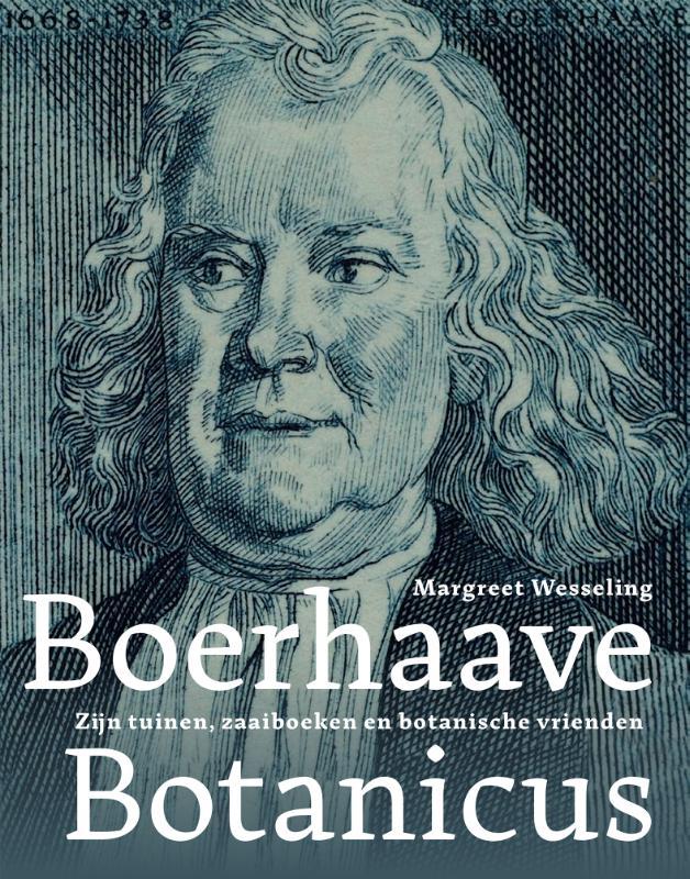 Cover Boerhaave botanicus