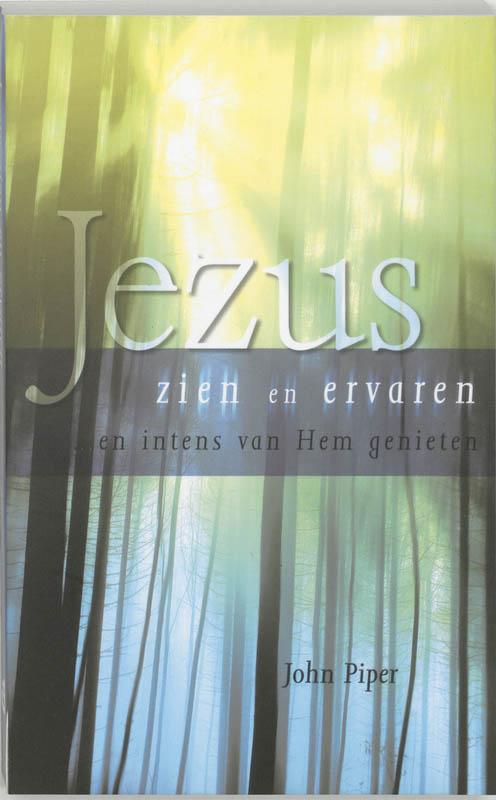 Cover Jezus zien en ervaren