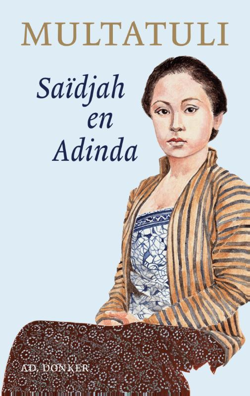 Cover Saïdjah en Adinda