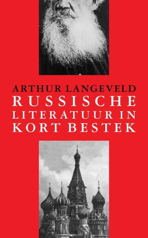Cover Russische literatuur in kort bestek