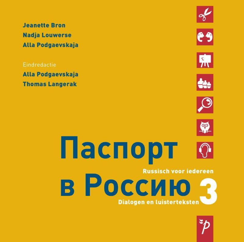 Cover 3 dialogen en luisterteksten
