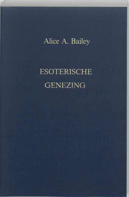 Cover Esoterische genezing
