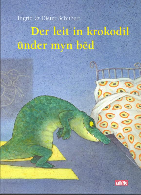 Cover Der leit in krokodil under myn bed