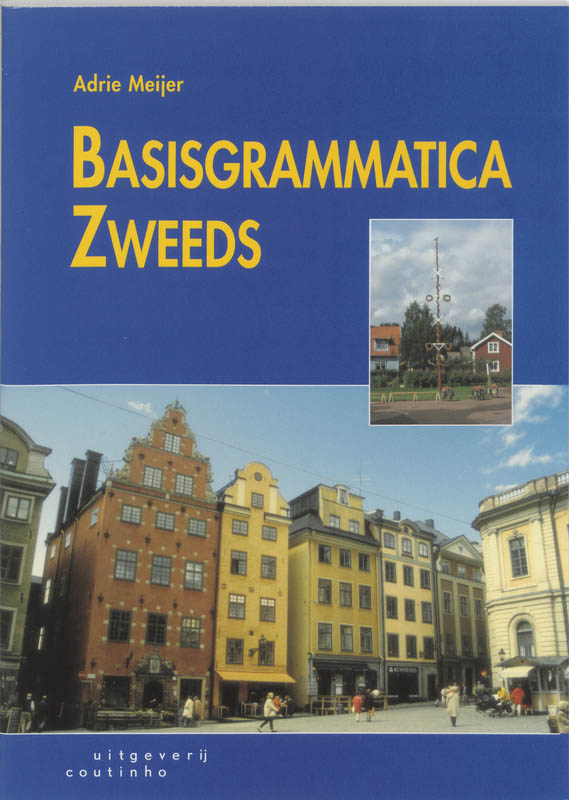 Cover Basisgrammatica Zweeds