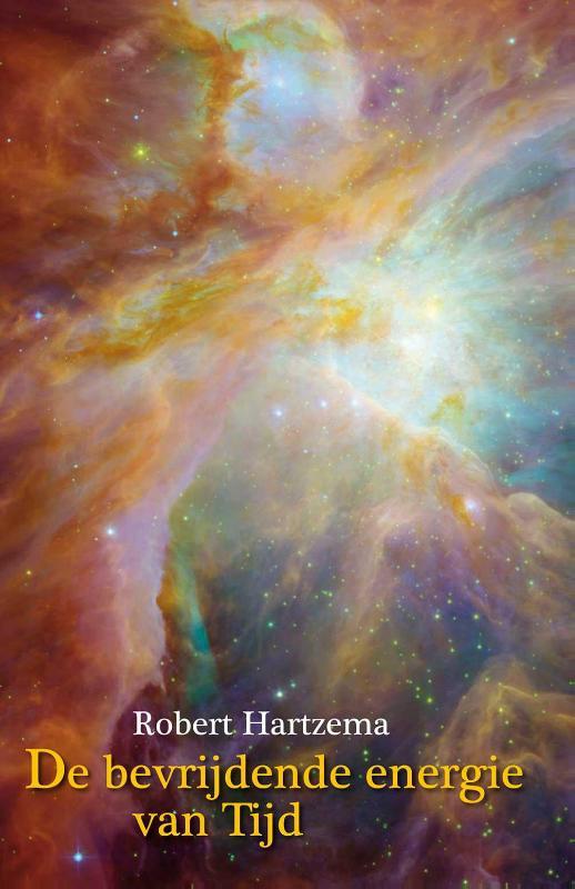 Cover De bevrijdende energie van Tijd