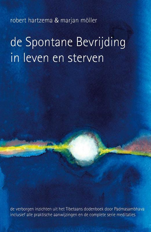 Cover De spontane bevrijding in leven en sterven