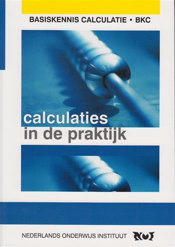 Cover Calculaties in de praktijk