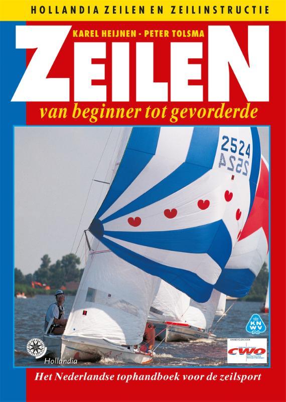 Cover Zeilen van beginner tot gevorderde
