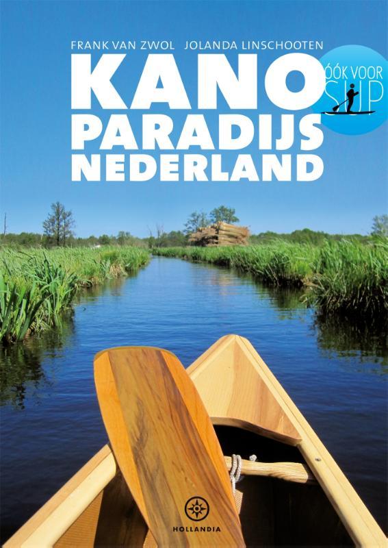 Cover Kanoparadijs Nederland
