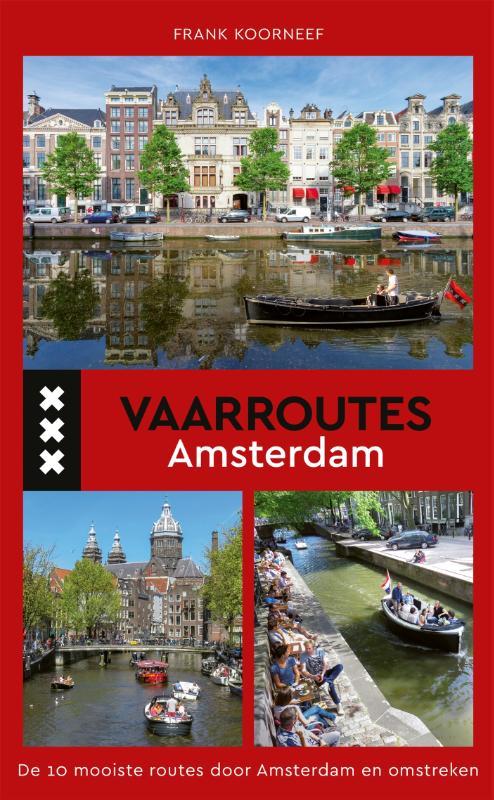 Cover Vaarroutes Amsterdam
