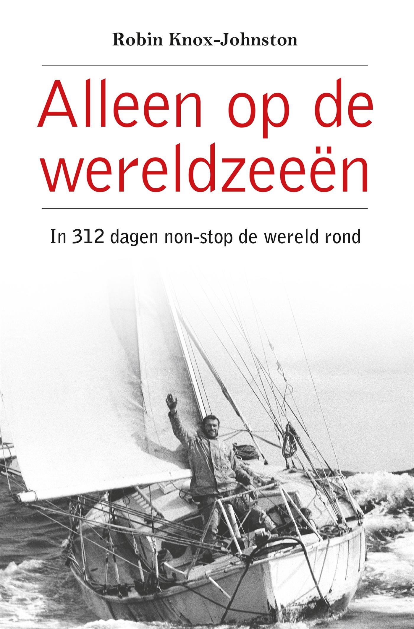 Cover Alleen op de wereldzeeën