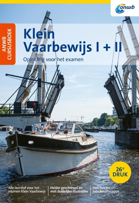 Cover Klein Vaarbewijs I + II