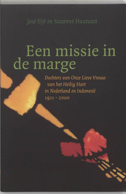 Cover Een missie in de marge