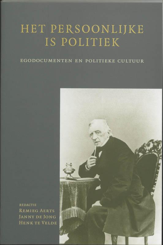 Cover Het persoonlijke is politiek