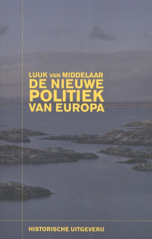 Cover De nieuwe politiek van Europa