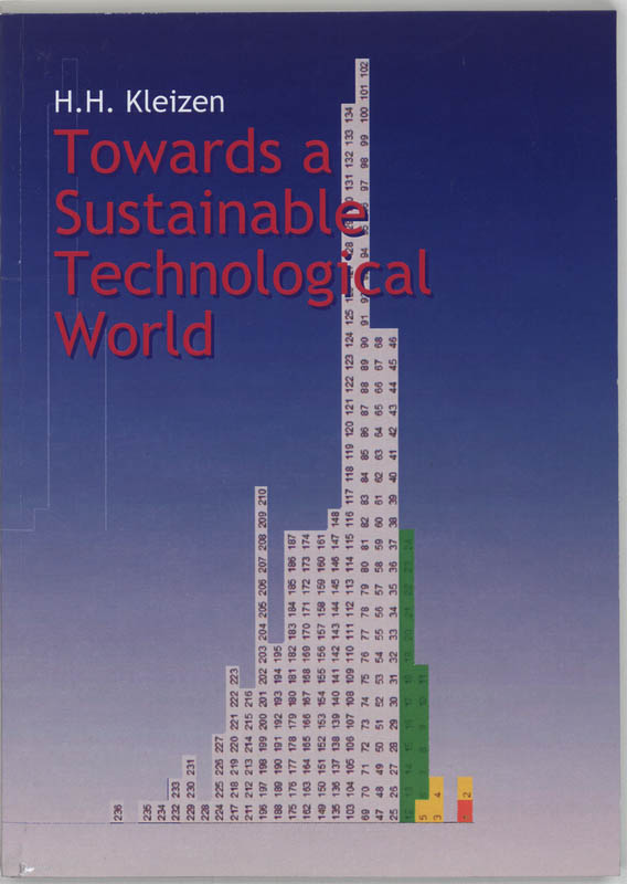 Cover Towards a Sustainable Technological World