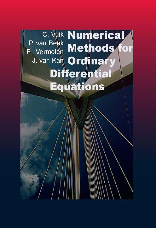 Cover Numerical Methods for Ordinary Differential Equations