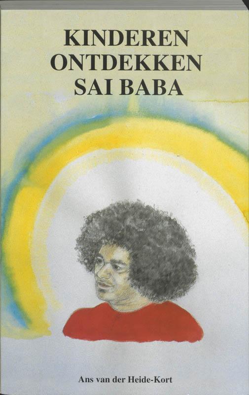 Cover Kinderen ontdekken Sai Baba