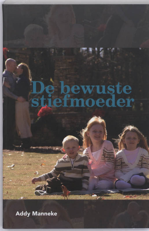 Cover De bewuste stiefmoeder