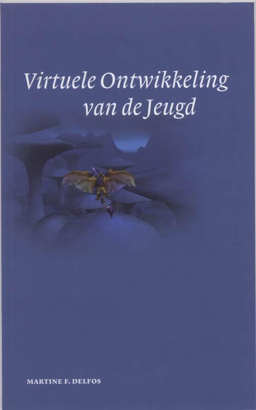 Cover Virtuele Ontwikkeling van de Jeugd