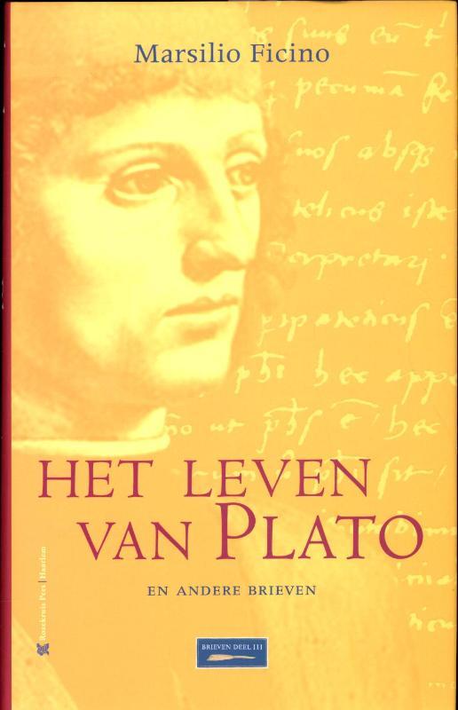 Cover Het leven van Plato