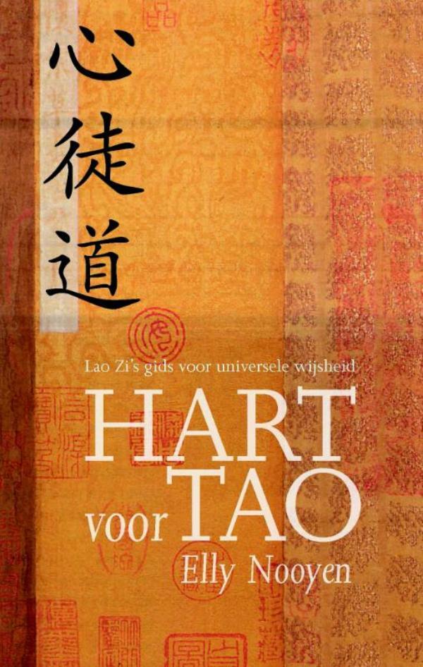 Cover Hart voor Tao