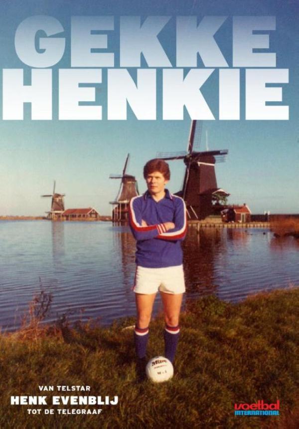 Cover Gekke Henkie
