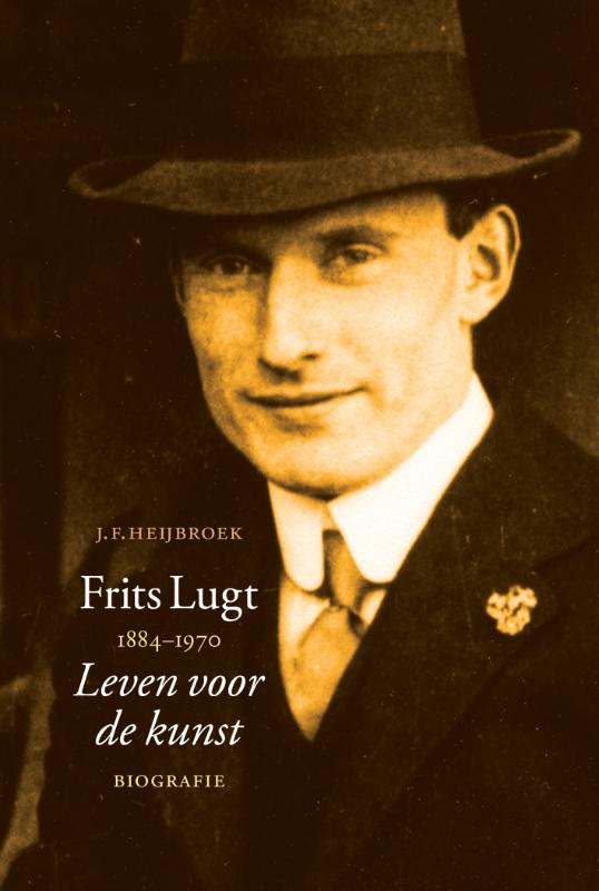 Cover Frits Lugt 1884-1970