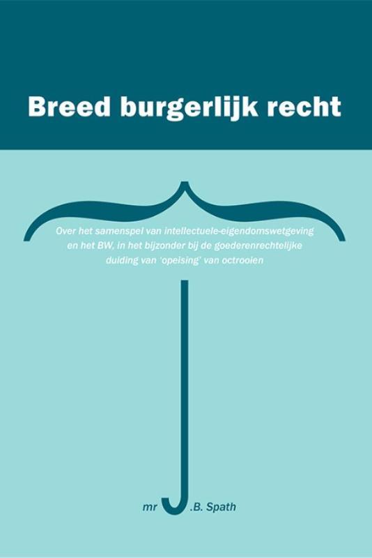 Cover Breed burgerlijk recht