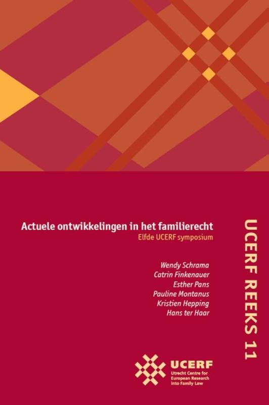 Cover Elfde UCERF-symposium