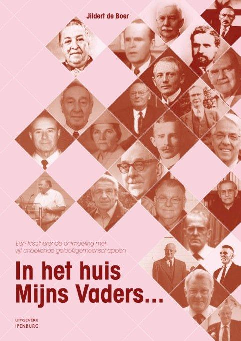 Cover In het huis Mijns Vaders