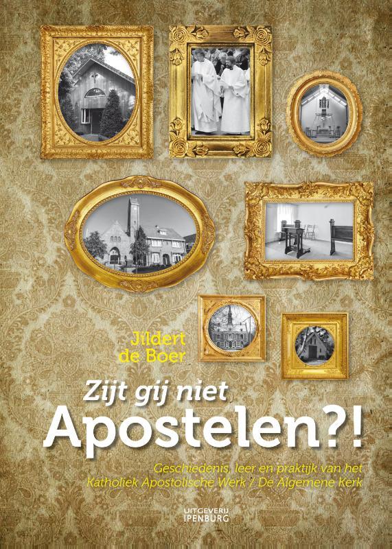 Cover Zijt gij niet apostelen?!