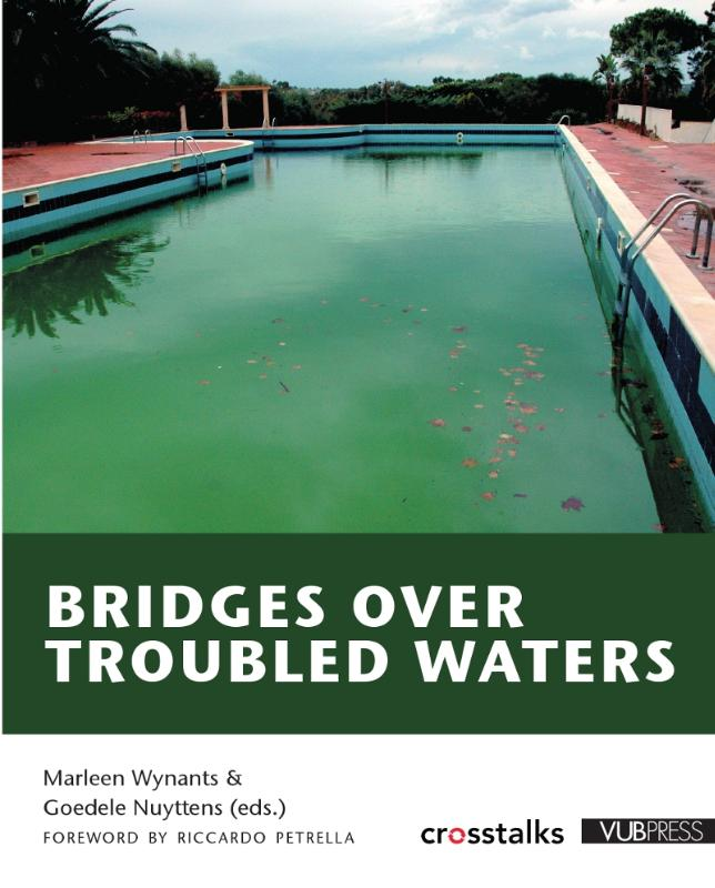Cover Bridges over troubled waters