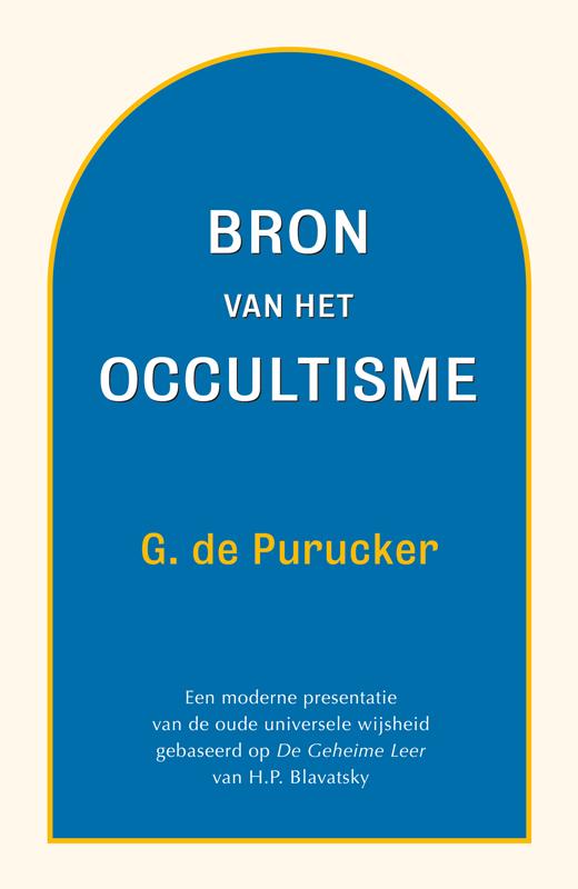 Cover Bron van het occultisme
