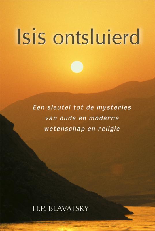 Cover Isis ontsluierd