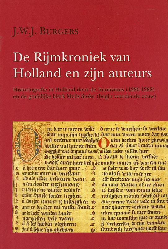 Cover De Rijmkroniek van Holland en zijn auteurs