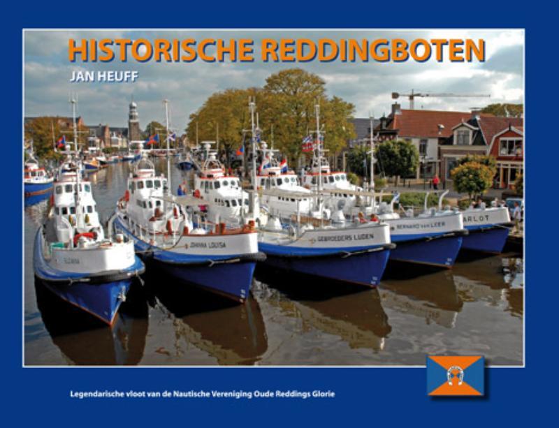 Cover Historische reddingboten