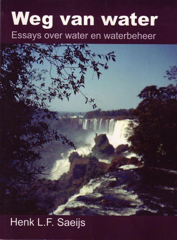 Cover Weg van Water