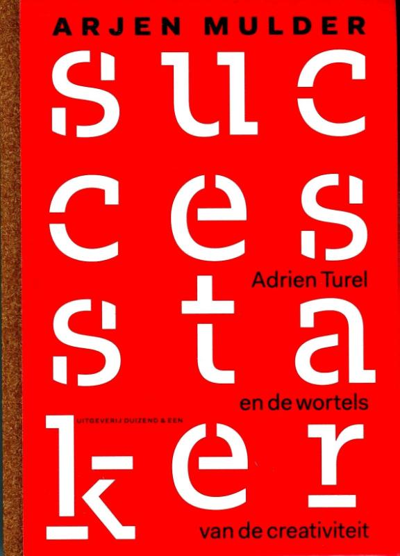 Cover De successtaker